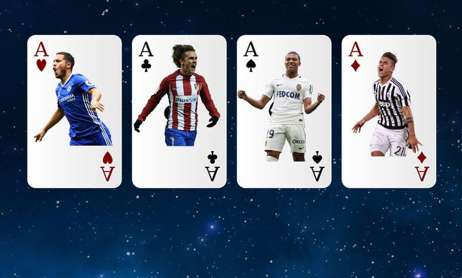 چهار گزینه رئال مادرید برای خرید