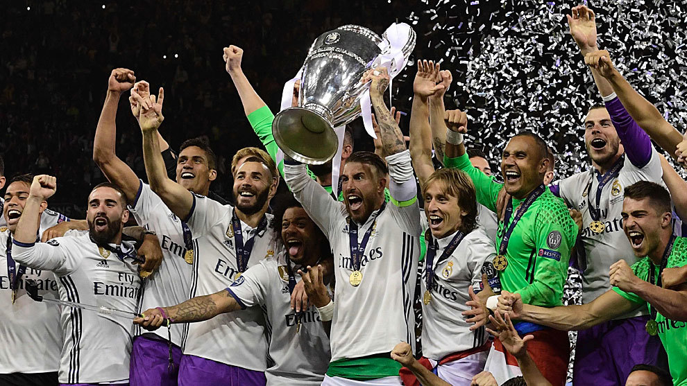 رئال مادرید بهترین تیم تاریخ چمپیونزلیگ
