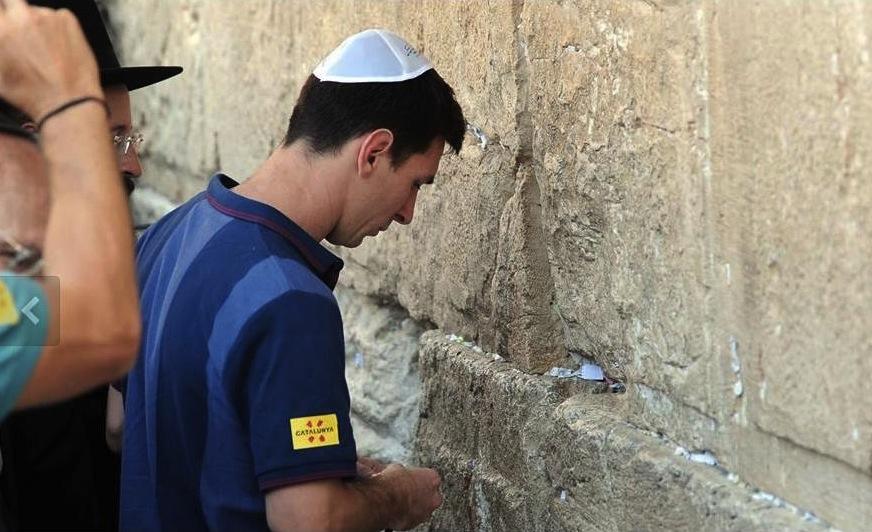 کمک ۱ میلیونی مسی به اسرائیل؟