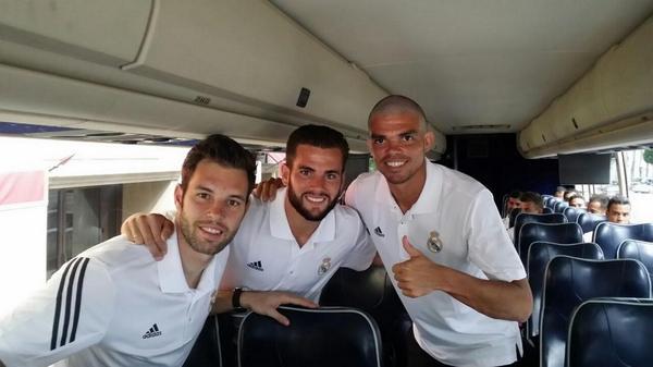 رئال به مادرید برگشت