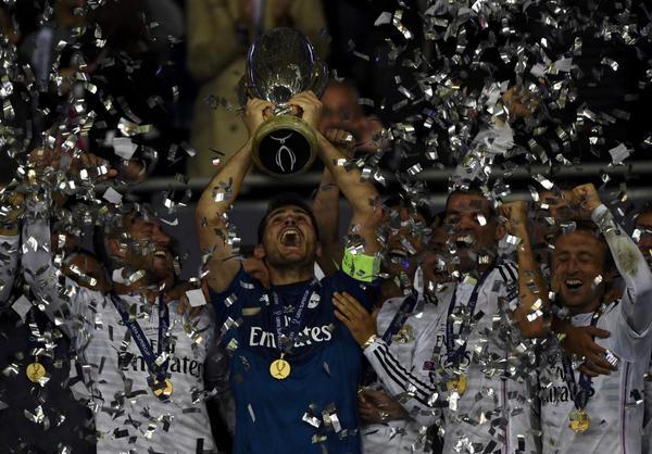رئال مادرید به دنبال دهمین سوپرجام اسپانیا