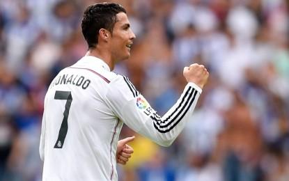 رونالدو در صدد سیزدهمین بازی گلزنی پیاپی در برنابئو