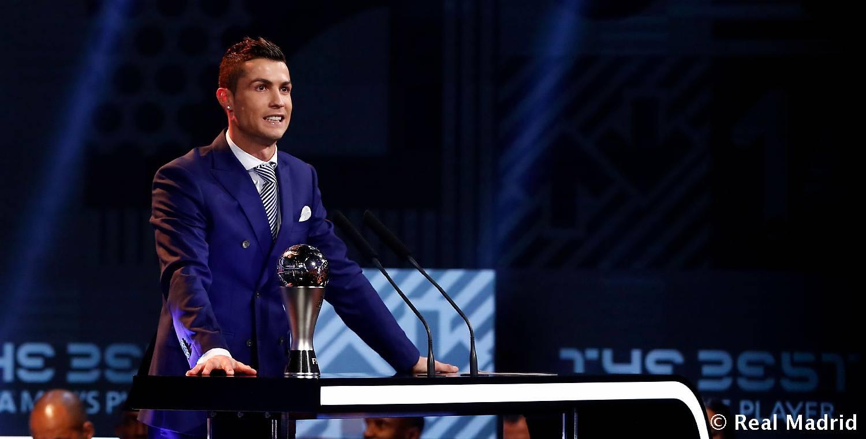 رای کاپیتان ها تیم های ملی در مراسم بازیکن سال جهان