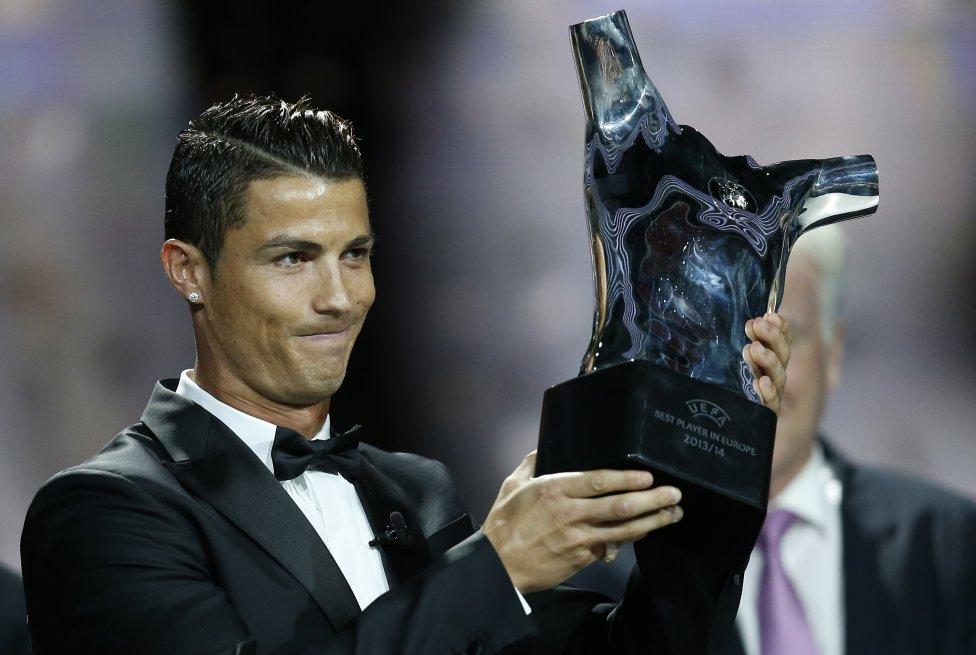بهترین بازیکن سال اروپا 2014