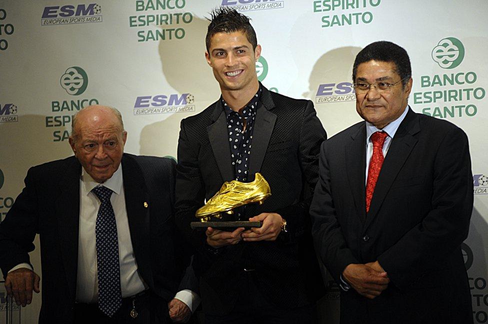 کفش طلا 2011
